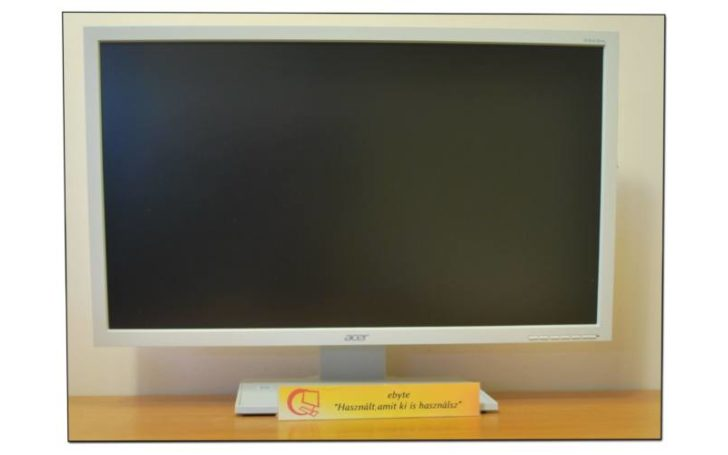 Nagy használt monitor választék