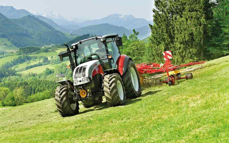 Steyr traktor eladó