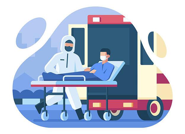 nemzetközi őrzött betegszállítás